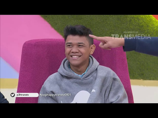 P3H  - Utha Adik Billy Jadi Tukang Parkir (8/1/19) Part 2