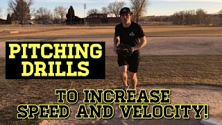 baseball pitching drills to increase speed and velocity