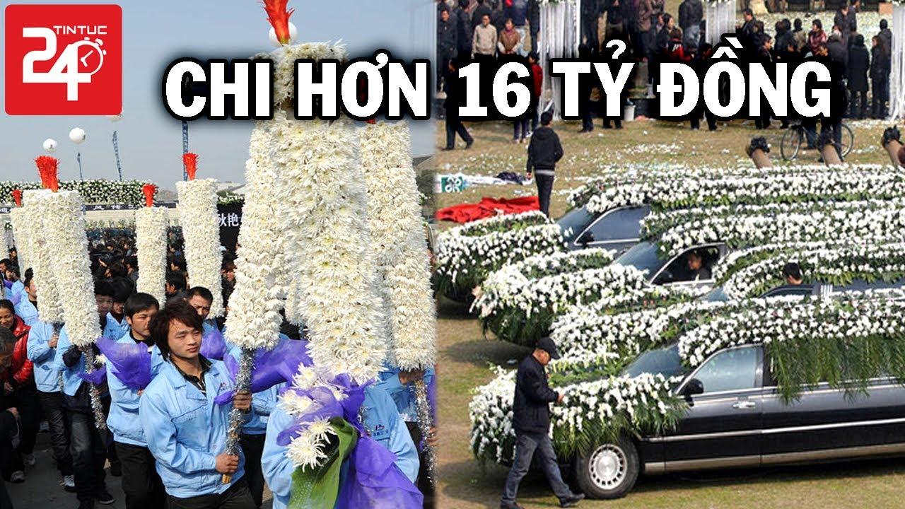 Choa'ng Với Đa'm T,anq Của Đại Gia Trung Quốc Chi Hơn 16 Tỷ Đồng Tổ Chức - TIN TỨC 24H TV