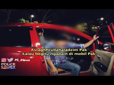 Pasangan Bukan Suami-Istri Berduaan Di Mobil, Polisi Curigai Tisu Part 01 - Police Story 21/08