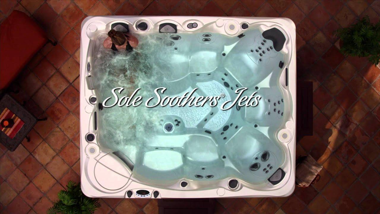 Circuit Therapy - Caldera Spas Hot Tubs - Hot Tub Therapy 1080P ...