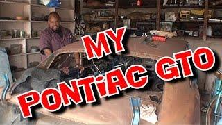 """1967 Pontiac GTO-Off Frame Restoration- """"EPIC FAIL"""""""