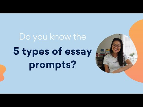 Must-know 5 Types Of Essay Topics For A+ Essay Writing | Lisa Tran