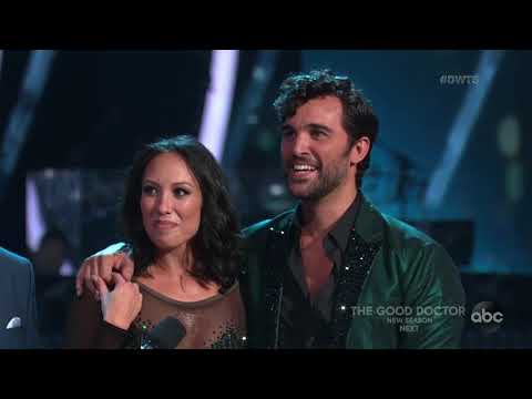 TRUE HD Juan Paublo and Cheryl Dancing With The Stars Premiere | Week 1 - Salsa