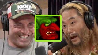 "Artist David Choe Was Hooked on ""Warcraft 2"""
