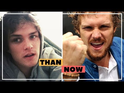 Finn Jones  Amazing Transformation from 4 To 29 Years Old
