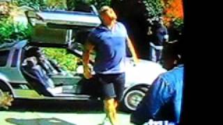 Repo man gets his ass kicked By Karate Girl - YouTube