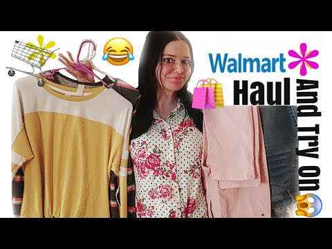walmart-haul-&-try-on!