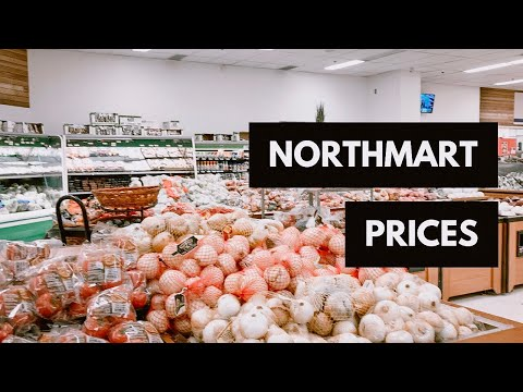 THE PRICE OF FOOD IN IQALUIT, NUNAVUT