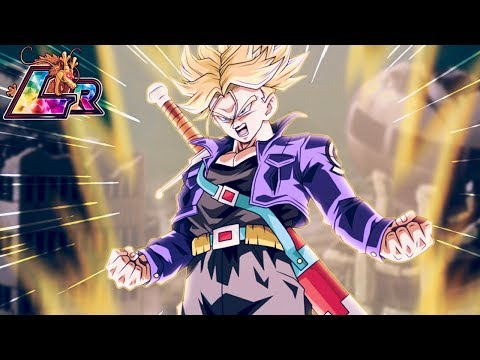 IT'S TIME! LR SSJ TRUNKS GLOBAL MULTI SUMMONS! Dragon Ball Z Dokkan Battle