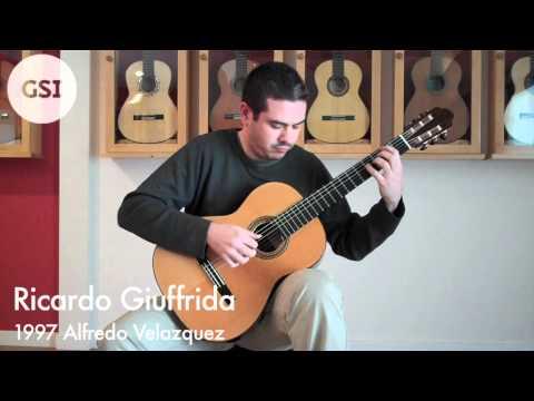 Guinga 'Baiao de Lacan' played by Ricardo Giuffrida