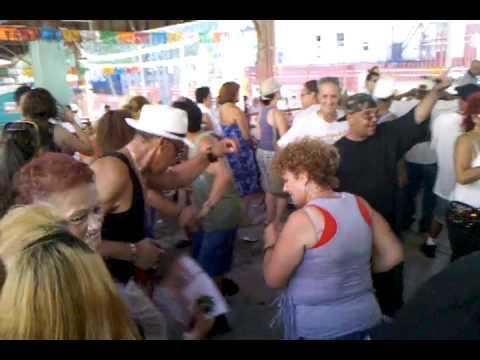 Spanish Harlem, NY Saturday Party