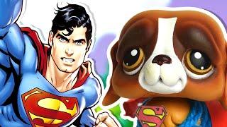 LPS: Superhero PARODY!
