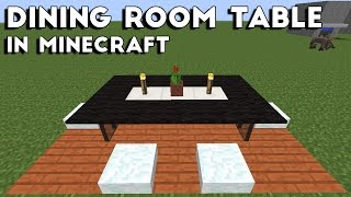 Things To Build: Dining Room Table