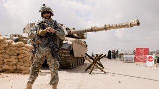 War Iraq. Иракская война. Солдаты США в Ираке.