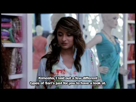 Kulcha Kwest 4 - Eps 3: Learn about the Saree