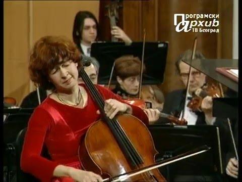 Xenia Janković: Edward Elgar - Cello Concerto in E minor, Op. 85