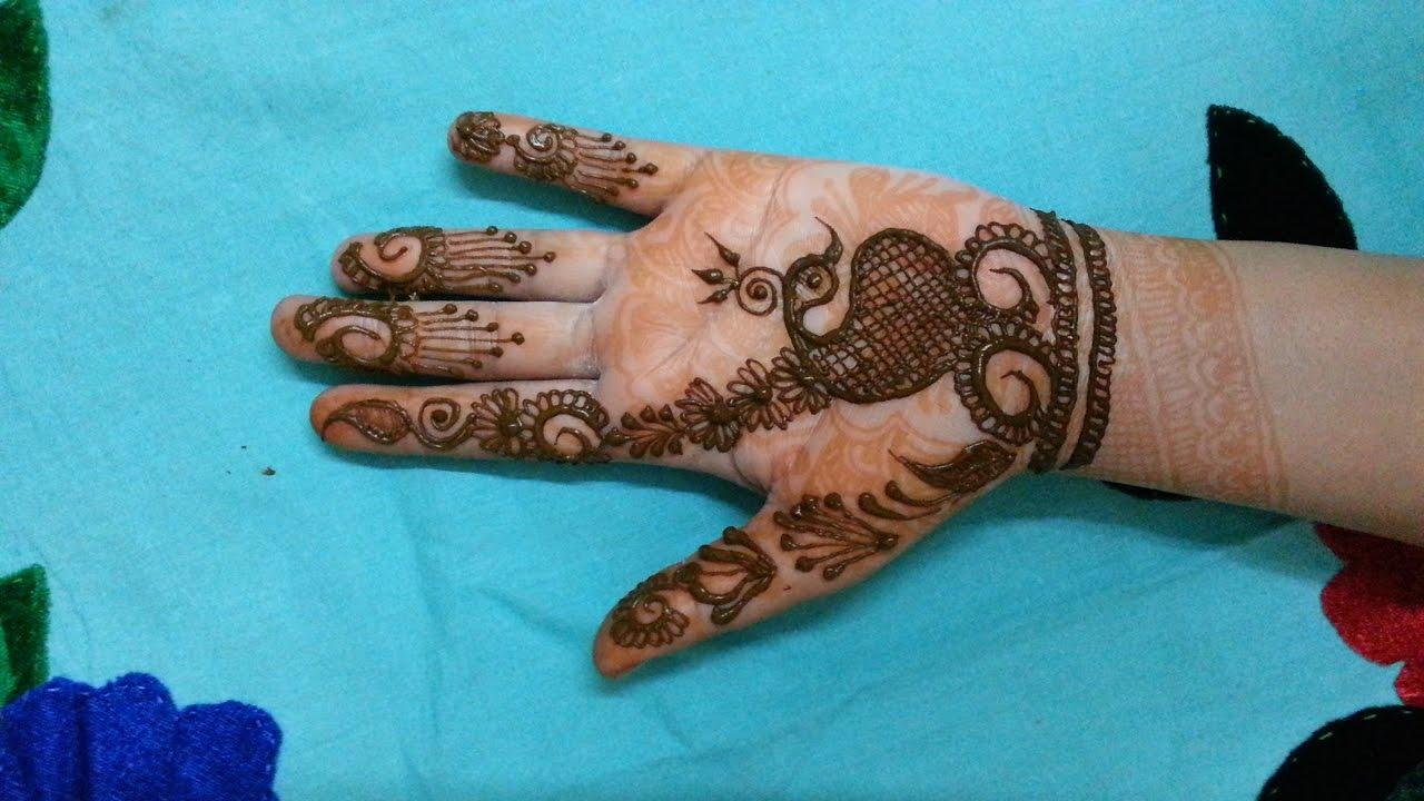 Mehndi design 2017 peacock - Bracelet Peacock Mehndi Design Wrist Band Mehndi Design Designer Henna Tattoo