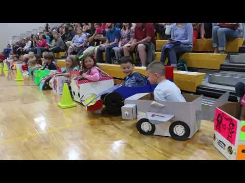 KIndy 500  at McCordsville Elementary School