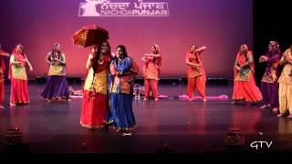 UC Davis Giddha @ Nachda Punjab 2011