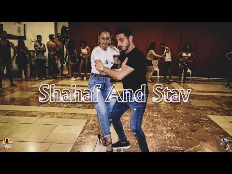 """Shahaf And Stav """"No Hay Nadie Mas"""" @Bachata Israel Bailando Festival"""