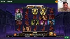 €100 Vs GOLDEN COLTS (NEW SLOT) Online Casino 2018
