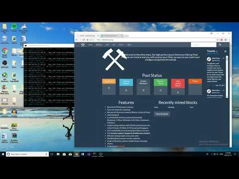 How to Use Ethermine - Ethereum Mining Pool