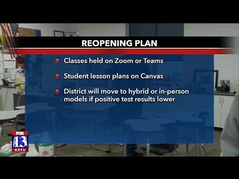 Salt Lake City School District classes begin