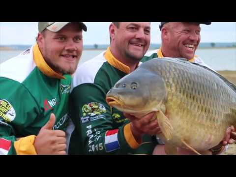 Team South Africa @ World Carp Masters 2016