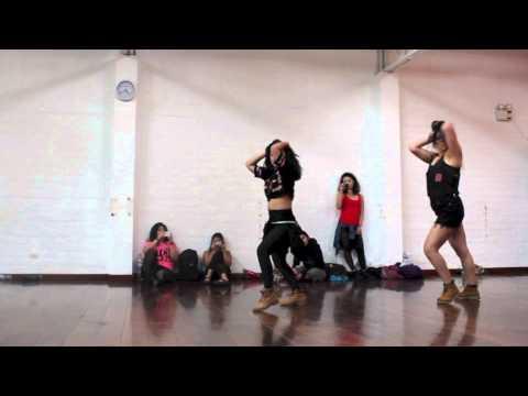 HOT WORKSHOP / sexy hip hop Pierina Noriega y Karla Chavez