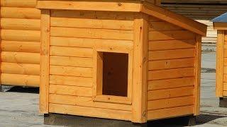 Домик для собаки орегон утеплённый №2. Цена в Санкт Петербурге 4600рублей.
