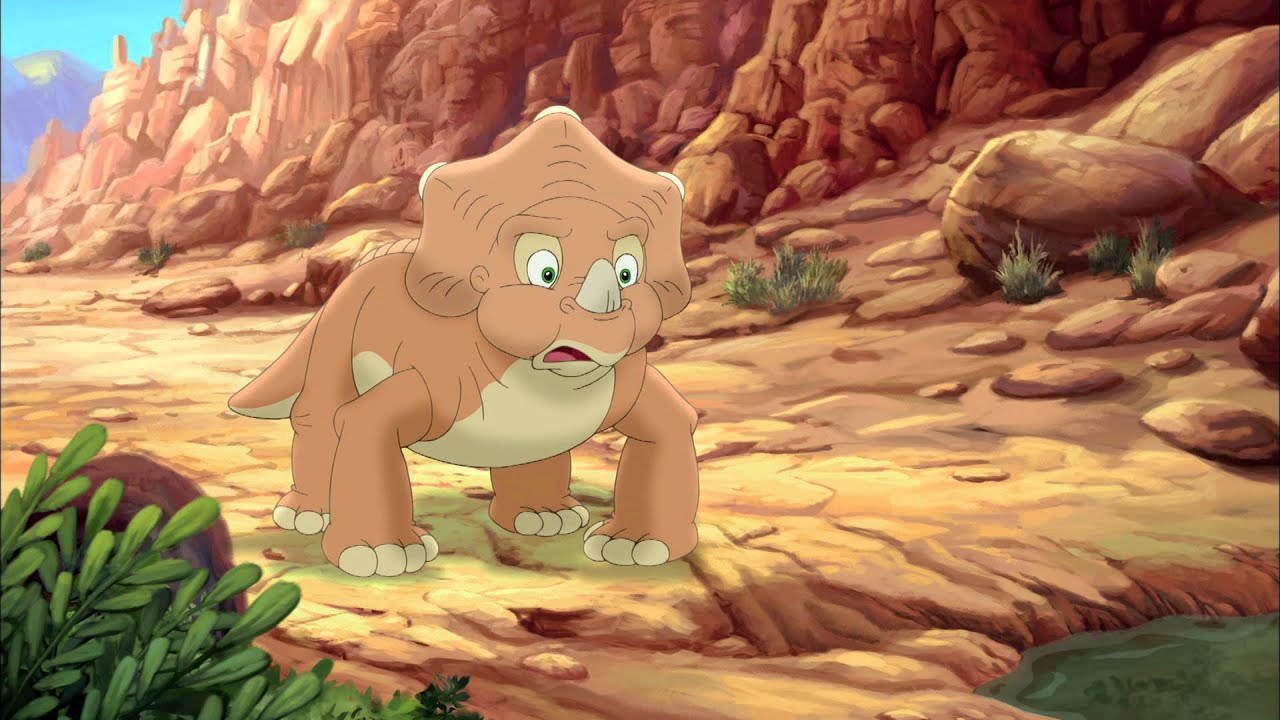Land Before Time Journey of the Brave Stinkweed Own it on DVD