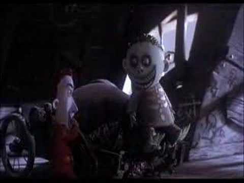 Kidnap the Sandy Claws (ITA)