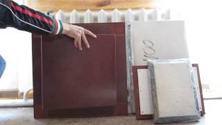 Люк под плитку скрытого монтажа нажимной(Люки ревизионные www.gsg.prom.ua (098)98-516-98., 2015-03-17T08:17:23.000Z)