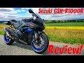Suzuki GSX-R1000R Review!
