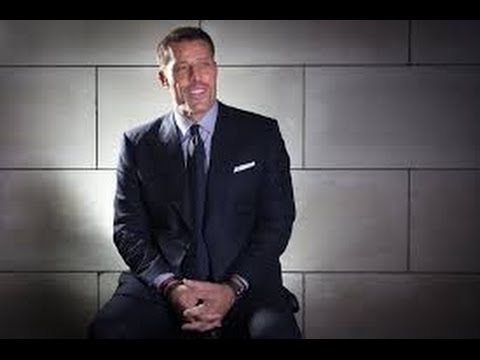 The Power of Positive thinking by Tony Robbins