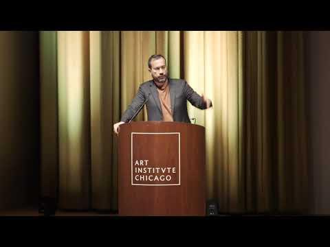 Eyal Weizman, 10/23/18 - SAIC's Visiting Artists Program Lecture