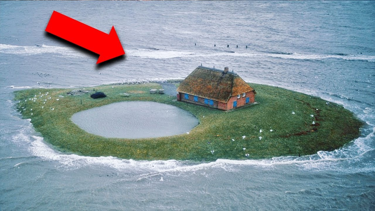 Download 12 Mysterious Abandoned Islands In The World