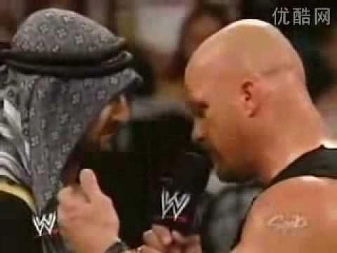The Great Hassan & Steve Austin