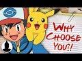 Why Ash ACTUALLY Got Pikachu in Pokémon?! - Pokémon Cartoon Conspiracy (Ep. 159)