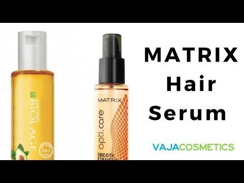 MATRIX Hair Serum Review In Hindi   VajaCosmetics
