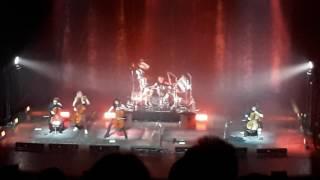 Apocalyptica - Escape [Moscow 23.04.17]