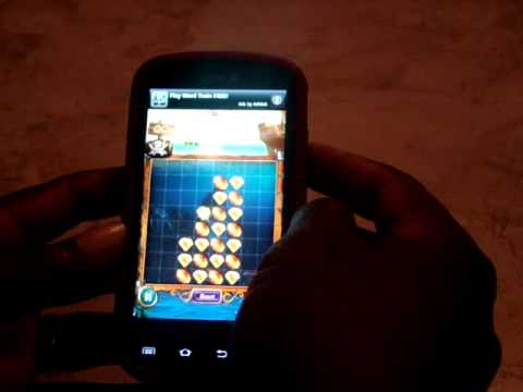 Jewels Deluxe Level 66 Android Phone