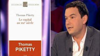 Thomas Piketty - On n'est pas couché 7 février 2015 #ONPC