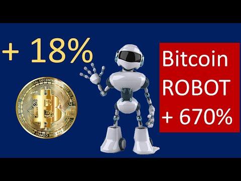Bot Bitcoin - Primi 10 Legittimo Auto Trading Robots 2021