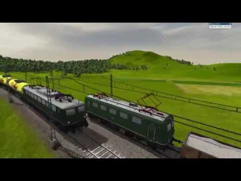 Train Fever | DB 1965: Nördlingen Güter