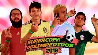 COMEÇOU A SUPERCOPA DESIMPEDIDOS 2018