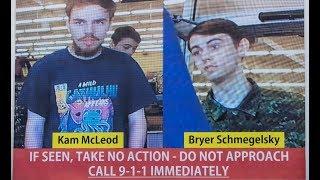 Store owner spots B.C. homicide suspects on surveillance video