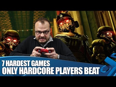 7 Tough-as-nails Games Only Hardcore Gamers Will Have Finished