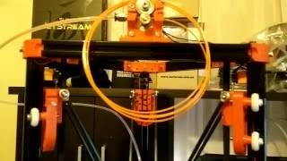 Kossel Mini 3D Printer, Accuracy Issue, And Howto Resolve It?!